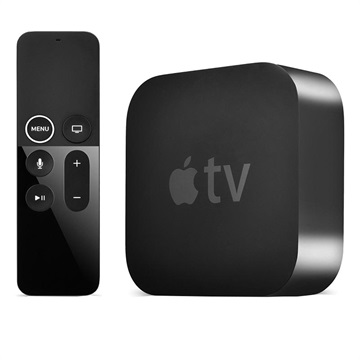 Apple TV 4K MQD22FD/A - 32GB - Black